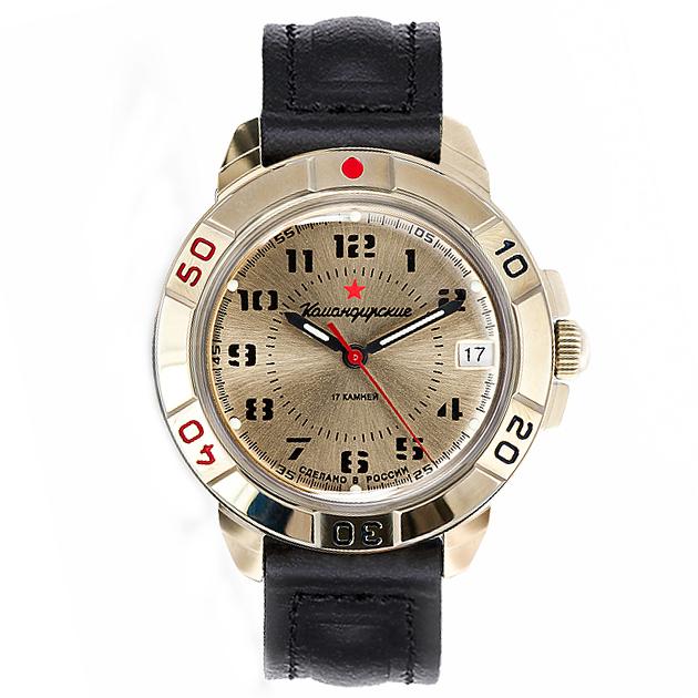 Vostok Komandirskie Watch 2414А/439121