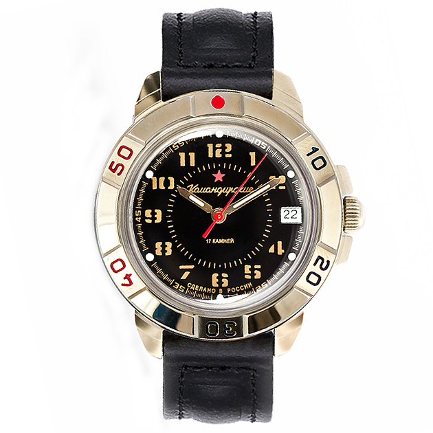 Vostok Komandirskie Watch 2414А/439123
