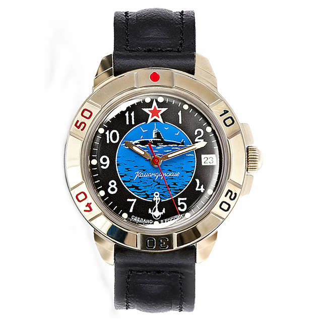 Vostok Komandirskie Watch 2414А/439163