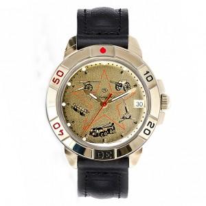 Vostok Komandirskie Watch 2414А/439213