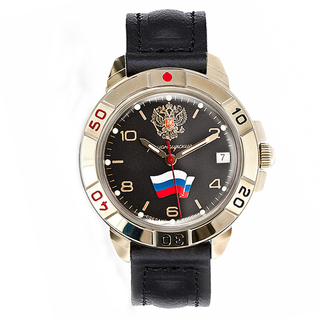 Vostok Komandirskie Watch 2414А/439453