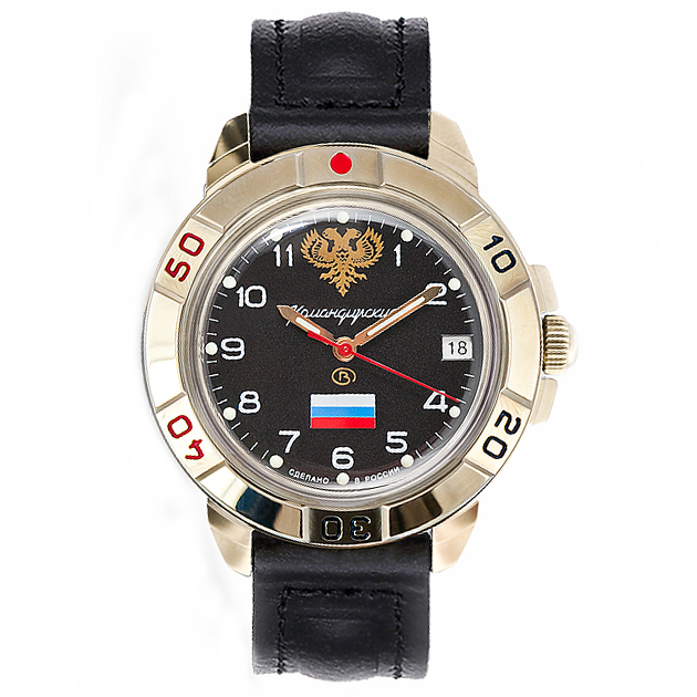 Vostok Komandirskie Watch 2414А/439646