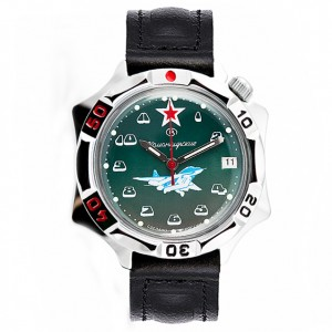 Vostok Komandirskie Watch 2414А/531124