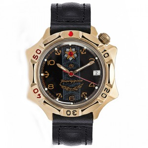 Vostok Komandirskie Watch 2414А/539301