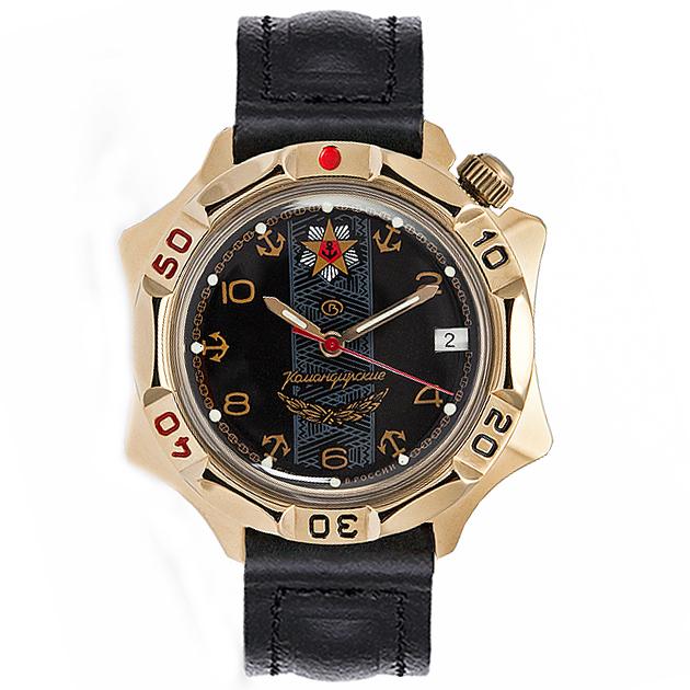 Vostok Komandirskie Watch 2414А/539301