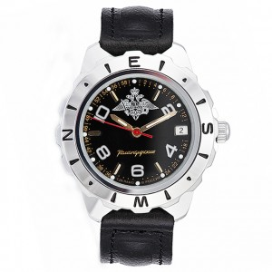 Vostok Komandirskie Watch 2414А/641643
