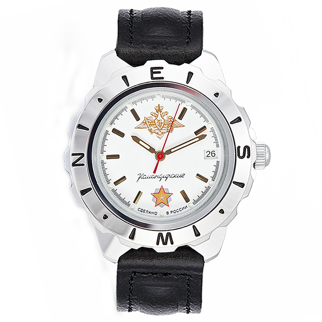 Vostok Komandirskie Watch 2414А/641653