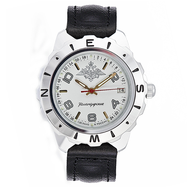 Vostok Komandirskie Watch 2414А/641687