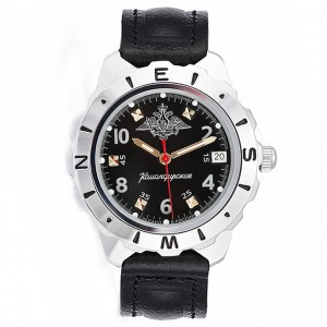 Vostok Komandirskie Watch 2414А/641688