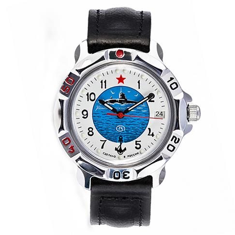 Vostok Komandirskie Watch 2414А/811055
