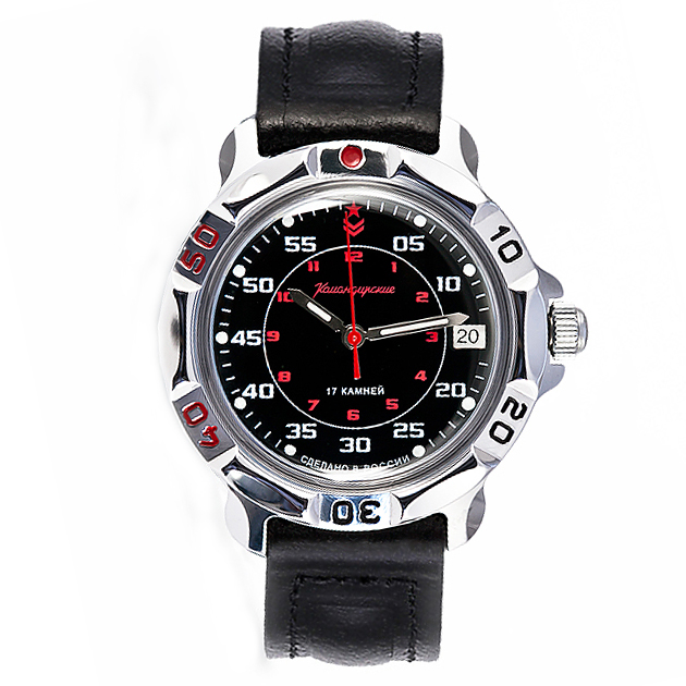 Vostok Komandirskie Watch 2414А/811172