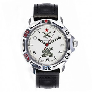 Vostok Komandirskie Watch 2414А/811275