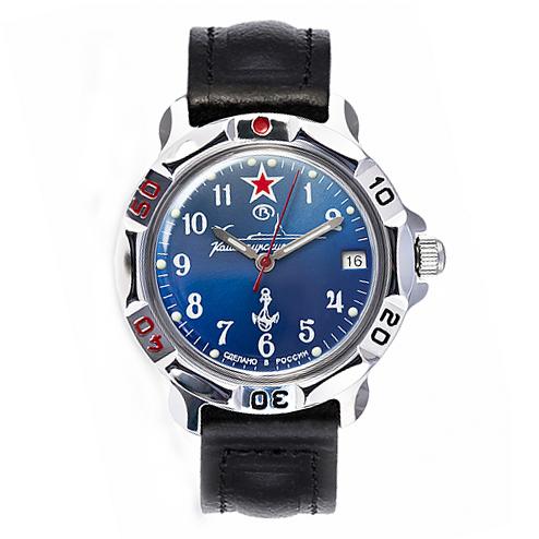 Vostok Komandirskie Watch 2414А/811289