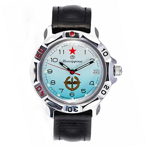 Vostok Komandirskie Watch 2414А/811314