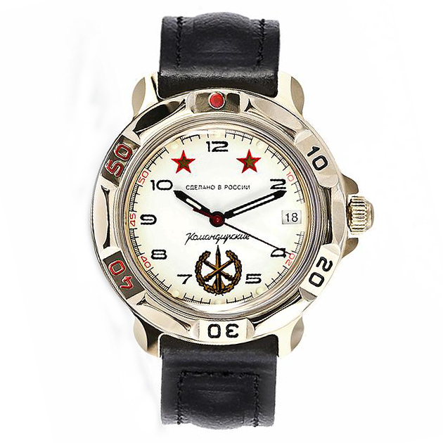 Vostok Komandirskie Watch 2414А/819075