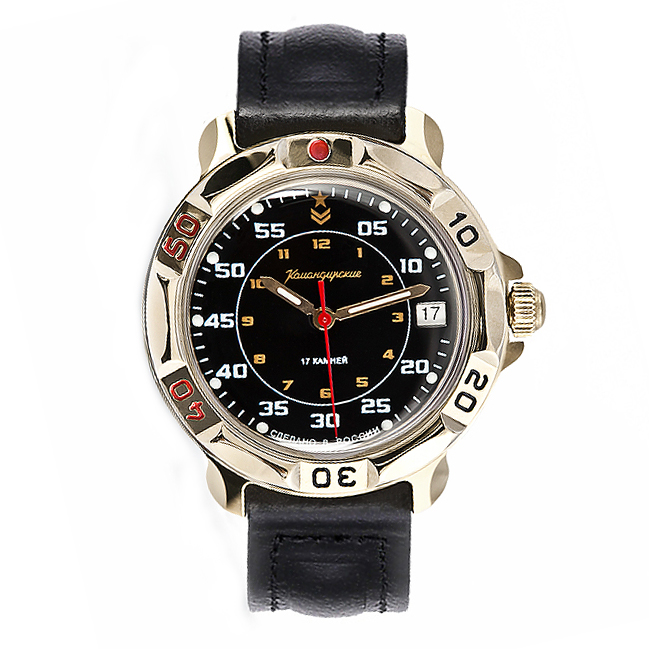 Vostok Komandirskie Watch 2414А/819179