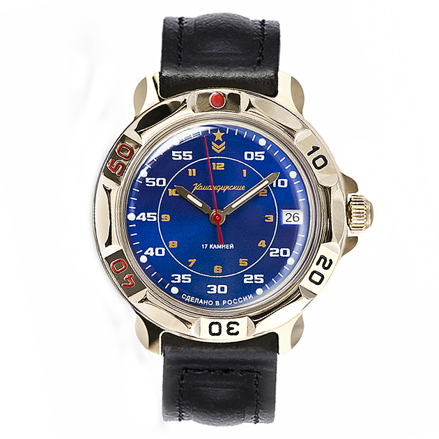 Vostok Komandirskie Watch 2414А/819181