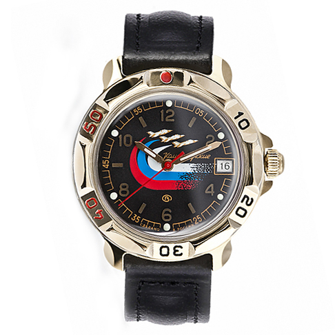 Vostok Komandirskie Watch 2414А/819260