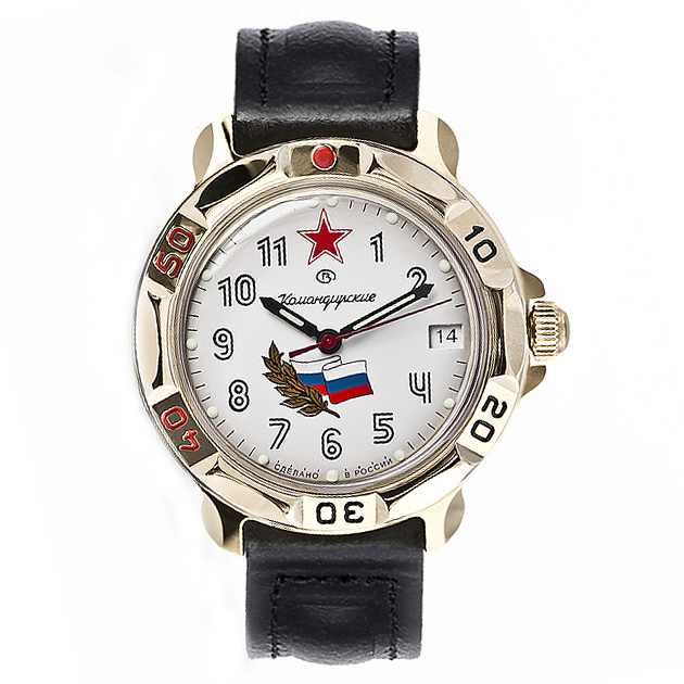 Vostok Komandirskie Watch 2414А/819277