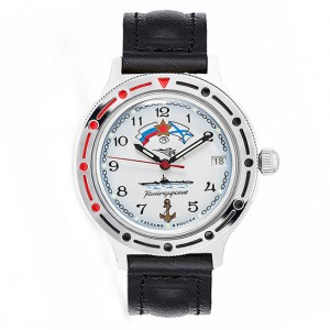 Vostok Komandirskie Watch 2414А/921241