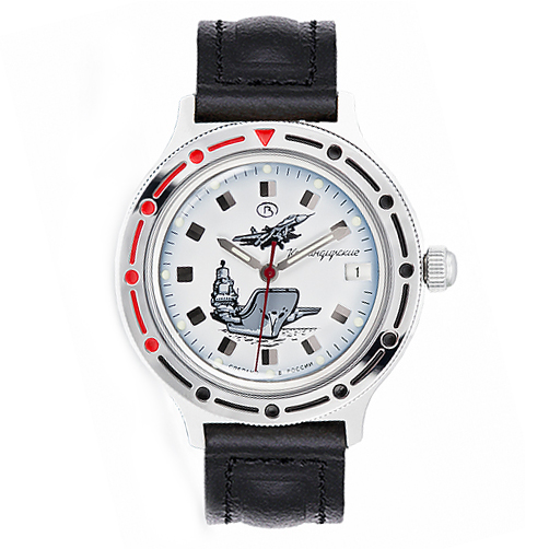 Vostok Komandirskie Watch 2414А/921261
