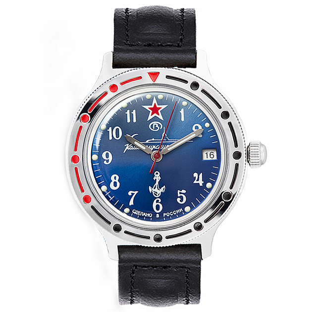 Vostok Komandirskie Watch 2414А/921289