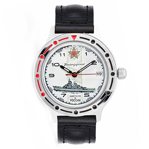 Vostok Komandirskie Watch 2414А/921428