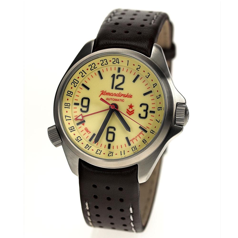 Vostok Komandirskie K-34 Automatic Watch 2426/350007