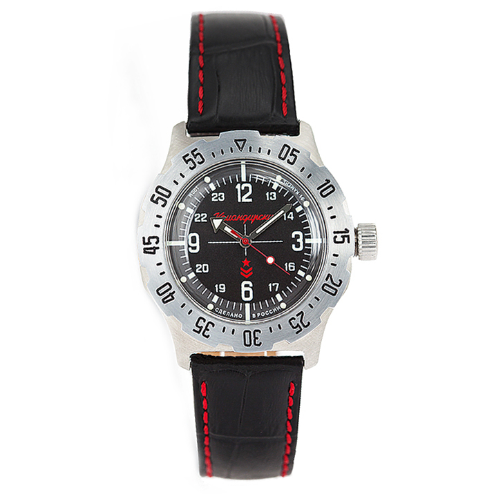 Vostok Komandirskie K-35 Automatic Watch 2415/350515