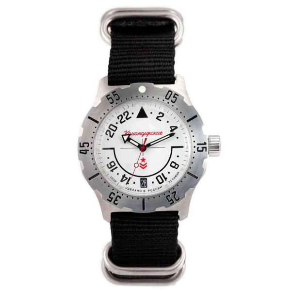 Vostok Komandirskie K-35 Automatic Watch 2431/350607
