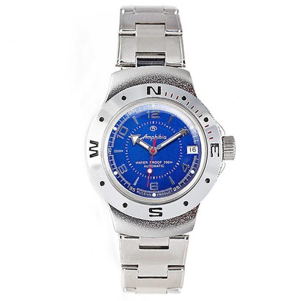 Vostok Amphibia Automatic Watch 2416B/060007