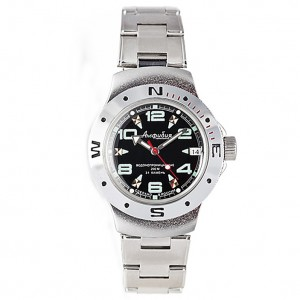 Vostok Amphibia Automatic Watch 2416B/060334