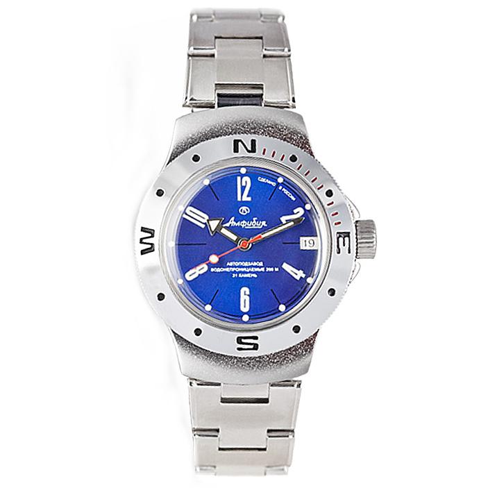 Vostok Amphibia Automatic Watch 2416B/060358