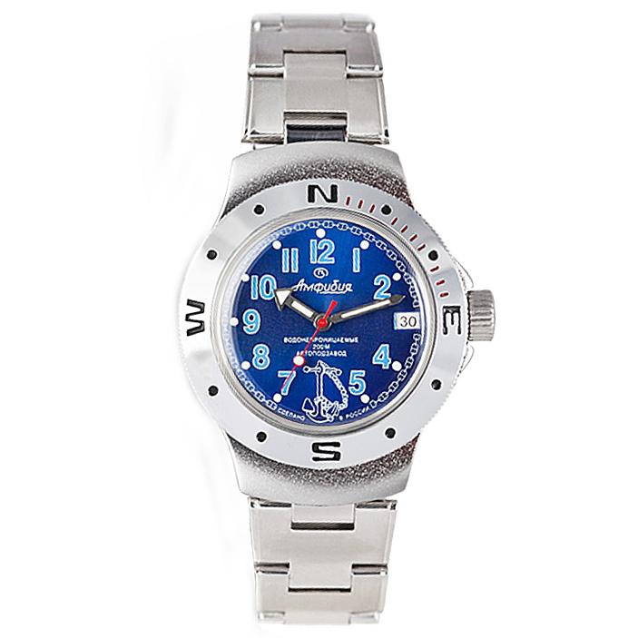 Vostok Amphibia Automatic Watch 2416B/060382