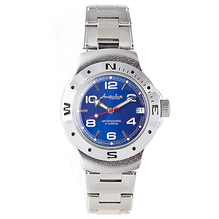 Vostok Amphibia Automatic Watch 2416B/060432
