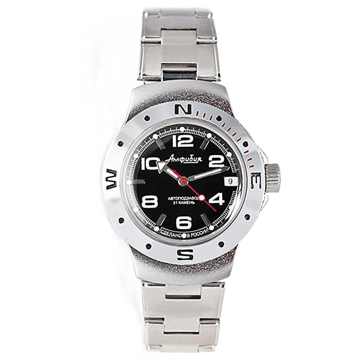 Vostok Amphibia Automatic Watch 2416B/060433