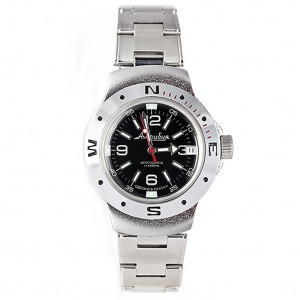 Vostok Amphibia Automatic Watch 2416B/060640