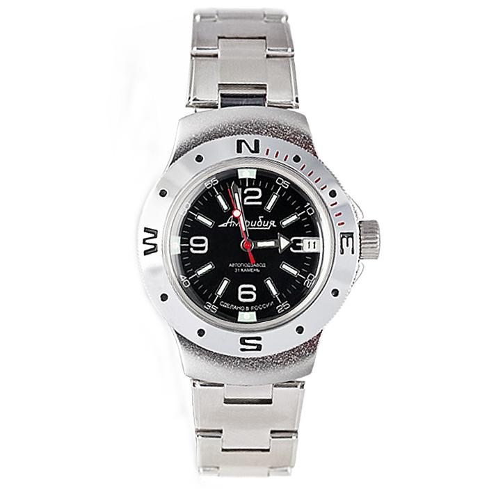 Vostok Amphibia Automatic Watch 2416B/060640