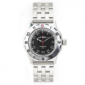 Vostok Amphibia Automatic Watch 2416B/100654