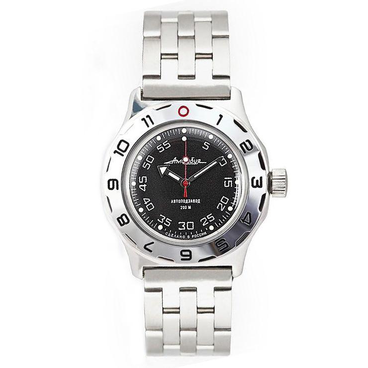 Vostok Amphibia Automatic Watch 2416B/100654