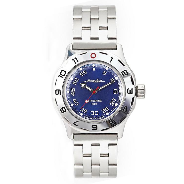 Vostok Amphibia Automatic Watch 2416B/100824