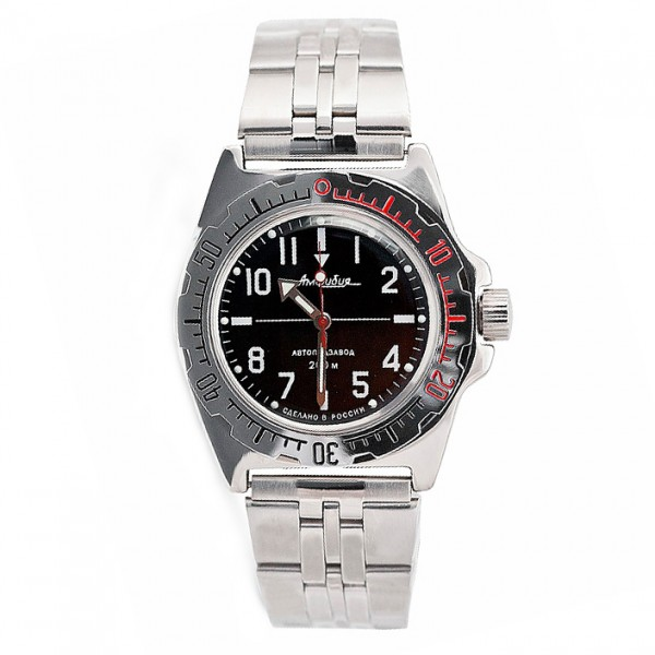 Vostok Amphibia Automatic Watch 2416B/110647