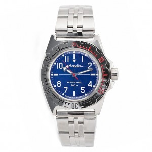Vostok Amphibia Automatic Watch 2416B/110648