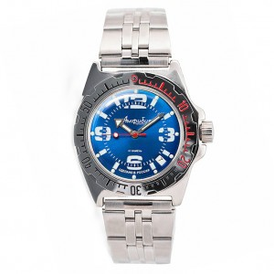 Vostok Amphibia Automatic Watch 2416B/110902