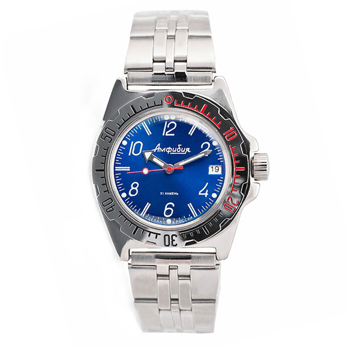 Vostok Amphibia Automatic Watch 2416B/110908