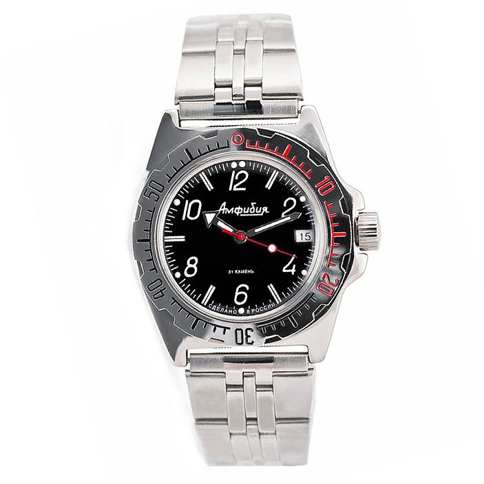 Vostok Amphibia Automatic Watch 2416B/110909