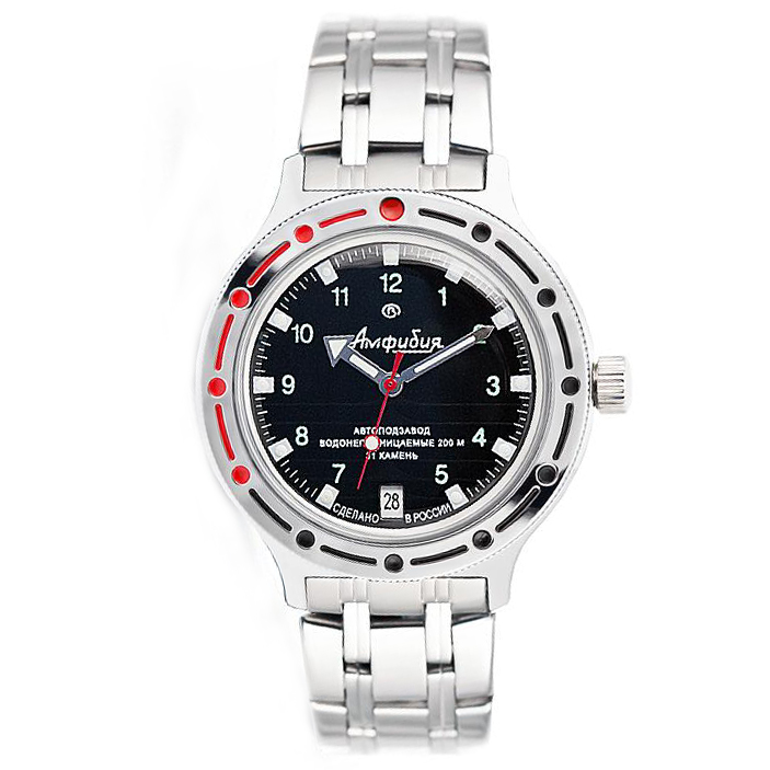 Vostok Amphibia Automatic Watch 2416B/420269