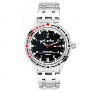 Vostok Amphibia Automatic Watch 2416B/420270
