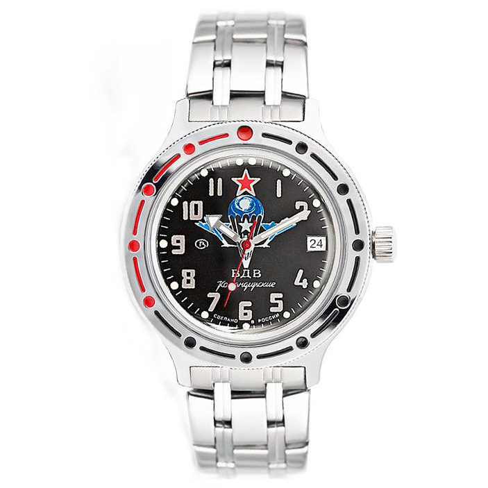 Vostok Amphibia Automatic Watch 2416B/420288
