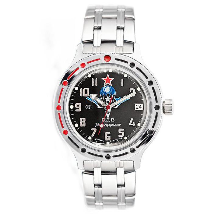 Vostok Amphibia Automatic Watch 2416B/420288